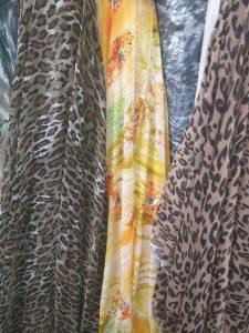 خرید پارچه حریر برای روسری